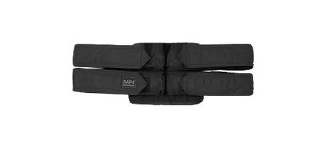 BLACK Quad Horizontal Pod Pouch