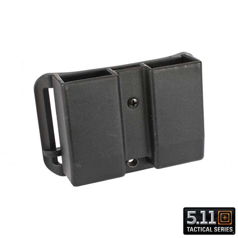 5.11 Tactical Double Magazine Holster Pouch Double Stack .45