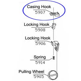 5907 Casing Hook For RAP5