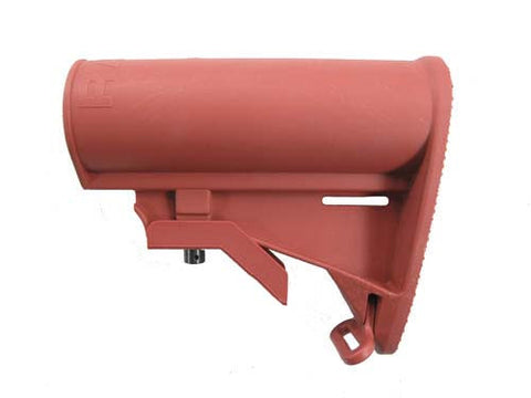 SCA Buttstock (Red)