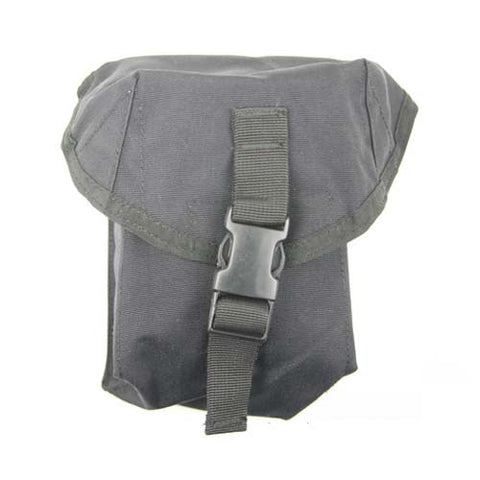 BLACK MOLLE Large Multi-Use Utility Pouch