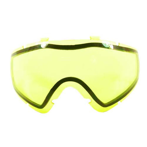 Replacement Thermal Dual Lens for Hawkeye Mask (Yellow)