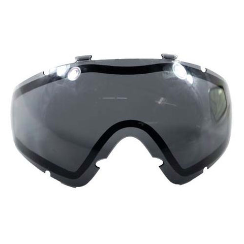 Replacement Thermal Dual Lens for Hawkeye Mask (Smoke)