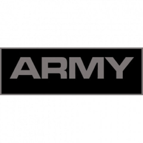 Army Patch Large