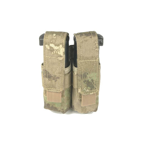 ATPAT Double Advanced Sidearm Magazine Pouch