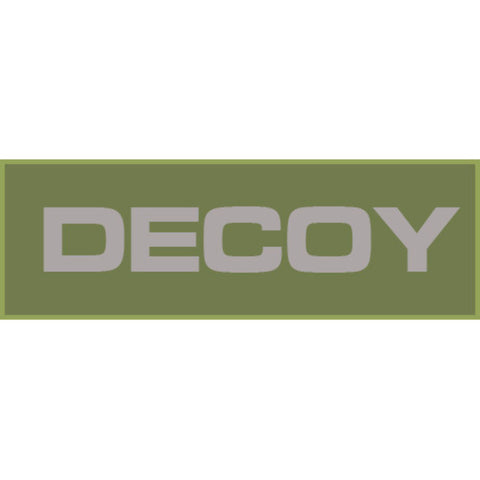 Decoy Patch Large (Olive Drab)