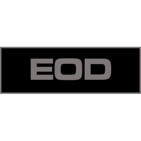 EOD Patch Small (Black)