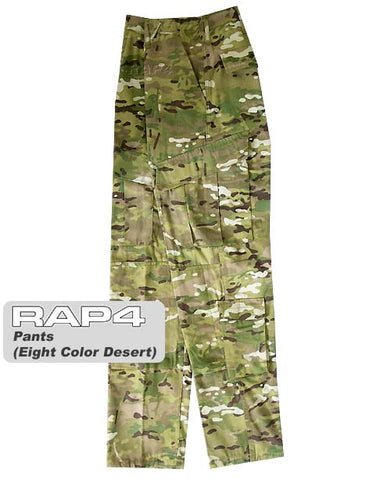 Eight Color Desert BDU Pants