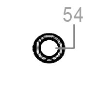 #54 Flexi-Air Line O-ring