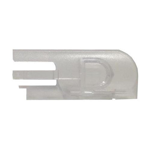 Breech Side Plate, Hurricane, Clear