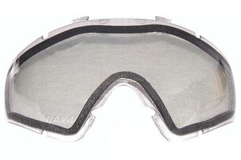 Replacement Thermal Dual Lens for Hawkeye Mask (Clear)