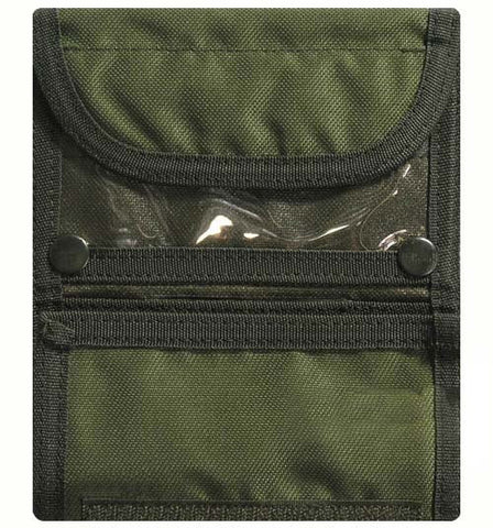 OLIVE DRAB ID / Map Pouch