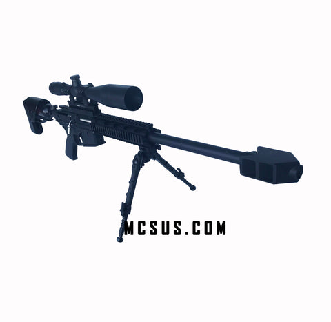 MCS 468 PTR M82 Bolt Action DMR