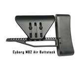 Cyborg M82 Air Buttstock With 13ci Tank Package