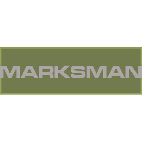 Marksman Patch Large (Olive Drab)
