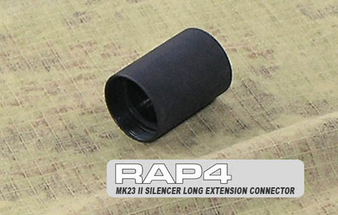 MK23 II Silencer 1 Inch Extension Connector (22mm muzzle threads)