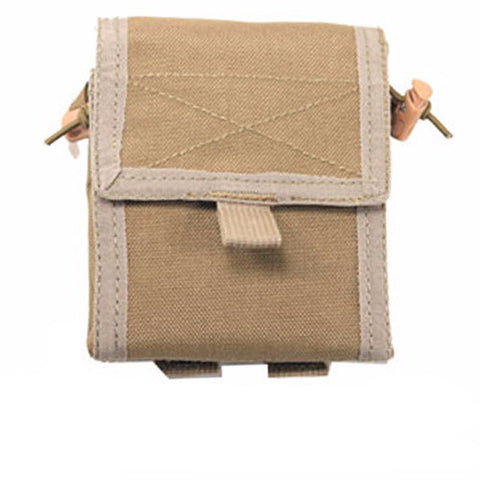 TAN MOLLE  Fold Out Dump Pouch