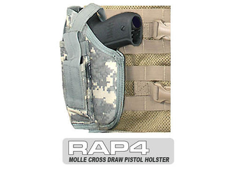 Cross Draw Holster Left Hand Small