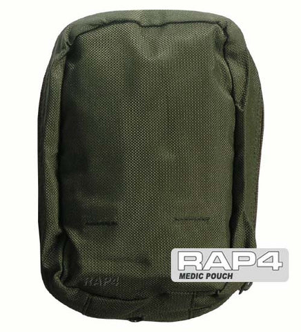 OLIVE DRAB MOLLE  Small Gear Storage Pouch