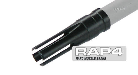 Narc Muzzle Brake (22mm muzzle threads)