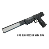 OPS Suppressor (Universal) 22mm and 7/8 Muzzle Threads