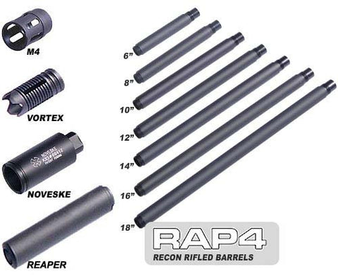 16-Inch Recon Rifled Barrel, 98 Threaded (22mm Muzzle Threads)