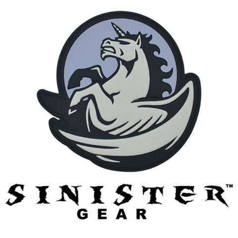 "Sinister Gear ""Pegasus"" PVC Patch - Light"