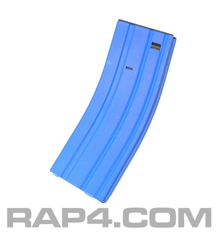 RAP4 Blue Paintball Gun Magazine