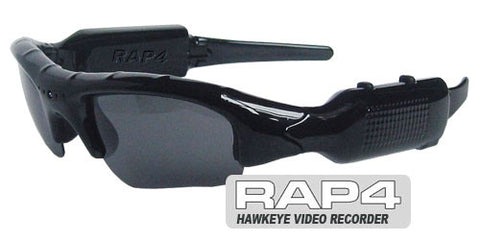 Hawkeye Video Recorder Glasses