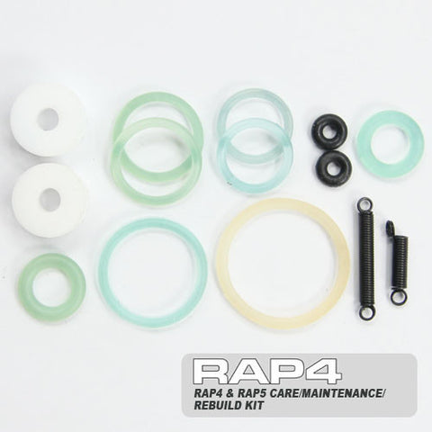 RAP4 and RAP5 Care / Maintenance / Rebuild Kit
