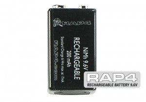 9.6V Rechargeable Battery