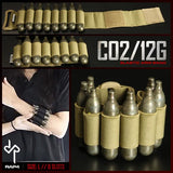 CO2 / PODS Elastic Arm Band (Olive Drab)