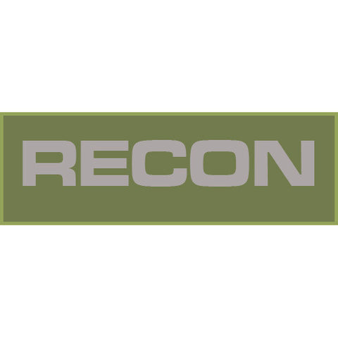 Recon Patch Small (Olive Drab)