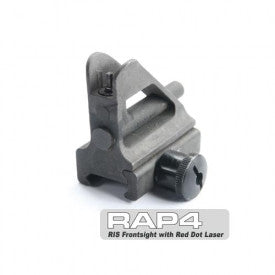 RIS Front Sight with Red Dot Laser