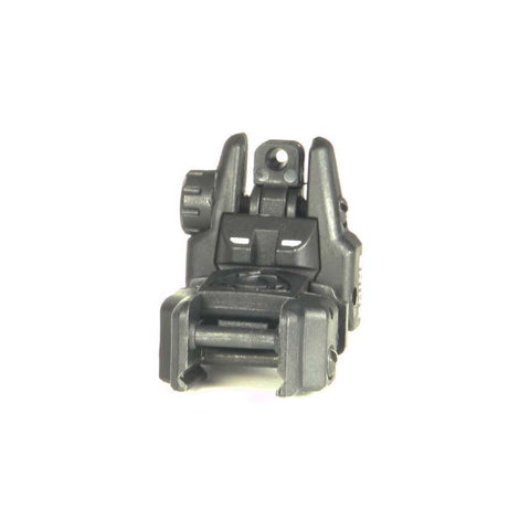 Rhino Flip-Up Rear Sight (Black)