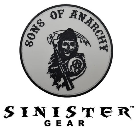 "Sinister Gear ""SOA"" PVC Patch - SWAT"