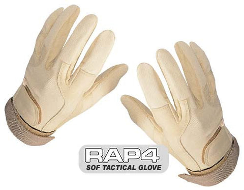 TAN SOF Tactical Glove (Full Finger)