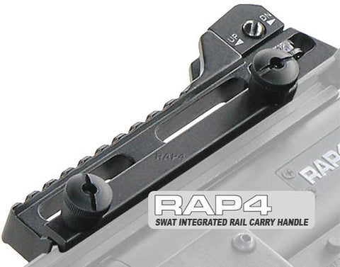 SWAT Integrated Rail Carrying Handle