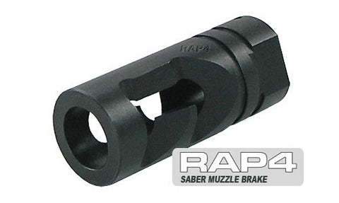 Saber Muzzle Brake (22mm muzzle threads)