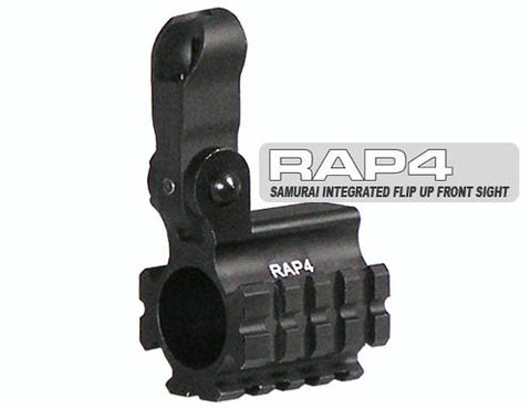 Samurai Integrated Flip Up Front Sight