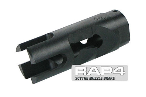 Scythe Muzzle Brake (22mm muzzle threads)