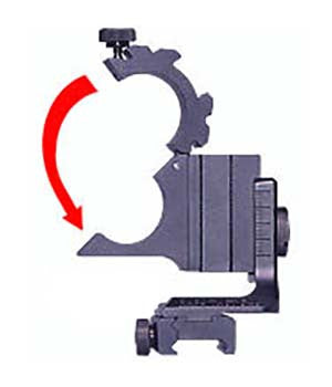 Sidewinder Scope Mount