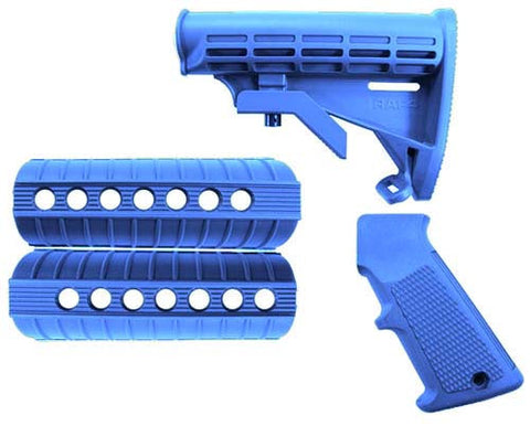 T68 Paintball Gun M4/M16 Carbine Kit (Blue)