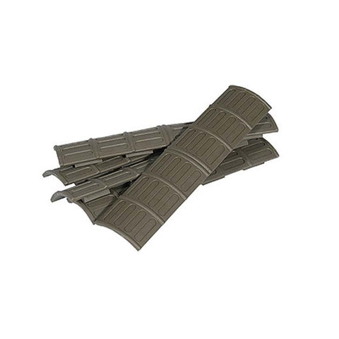 TAPCO INTRAFUSE Rail Panel Covers (2x) (Olive Drab)