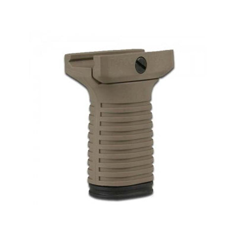 TAPCO Short Vertical Grip (Dark Earth)