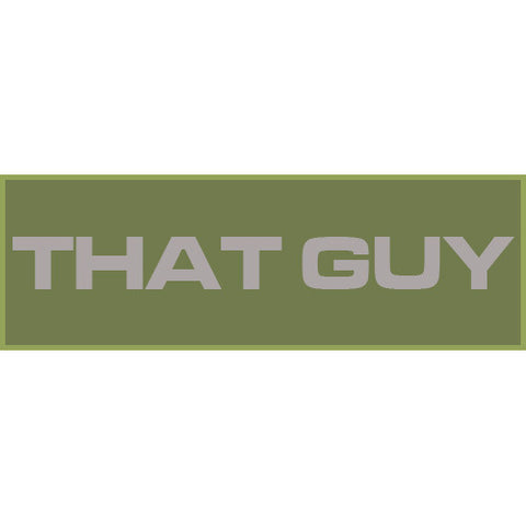 That Guy Patch Large (Olive Drab)