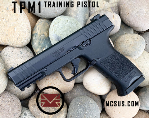 Paintball Training Pistol T4E TPM1 (Black) (Pre-order)
