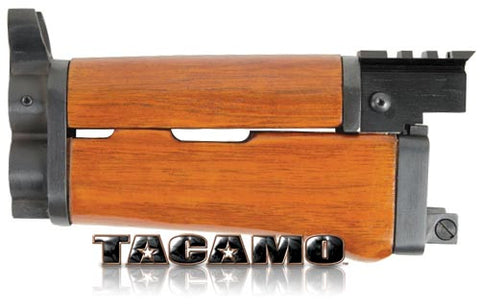 TACAMO Krinkov Wood Hand Guard Kit for Hurricane