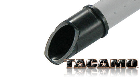 TACAMO Slanted AK47 Muzzle Brake (22mm muzzle threads)