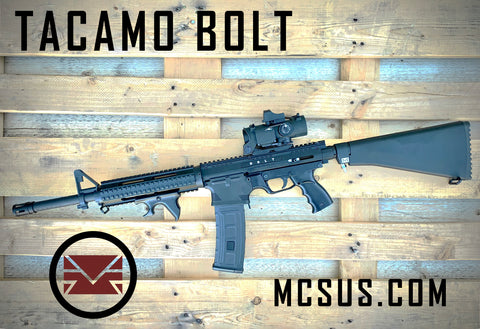 TACAMO Bolt M16A2 Paintball Gun